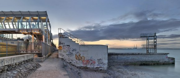3 Stages, Blackrock Baths