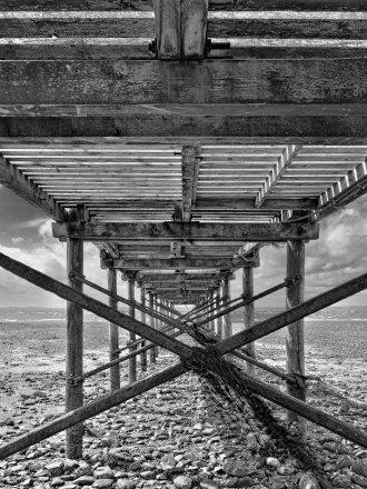 Weathered Walkway, Strangford Lough