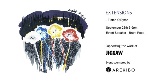 Extensions : Exhibition In Aid Of Jigsaw