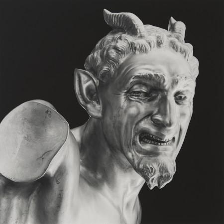 Robert Mapplethorpe, Italian Devil, 1988