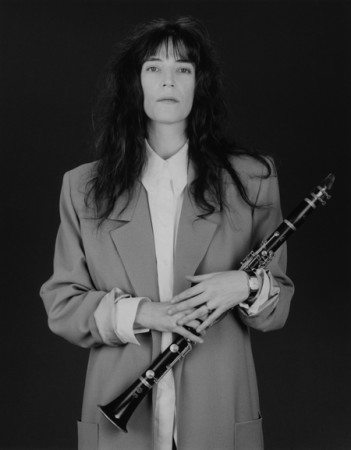 Robert Mapplethorpe, Patti Smith, 1987