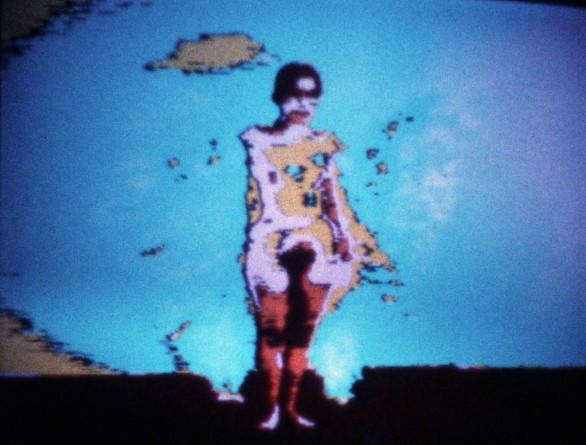 Ana Mendieta, Butterfly, 1975