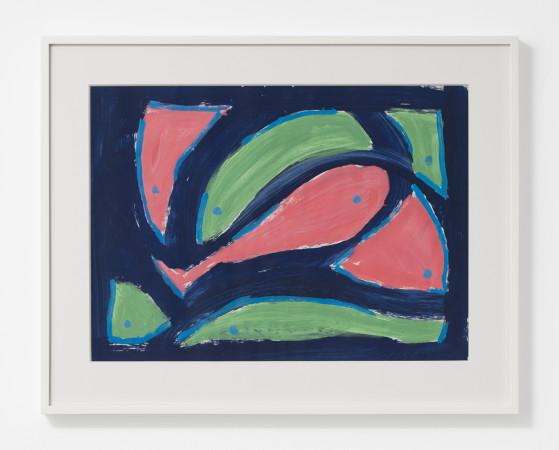 Betty Parsons, Untitled, c. 1976