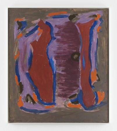 Betty Parsons, Untitled, 1966
