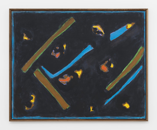 Betty Parsons, Untitled, 1971