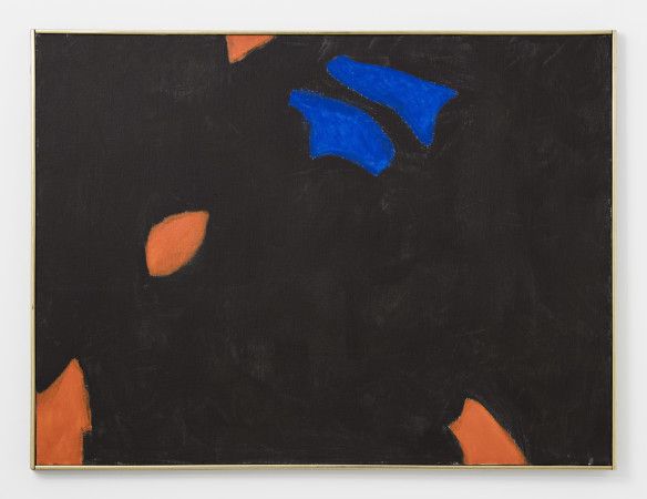 Betty Parsons, Sheep in the Night, 1970