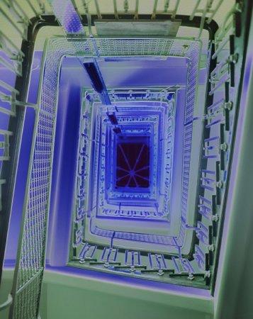 Catherine Yass, Royal London (stairwell), 2013