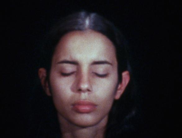 Ana Mendieta, Sweating Blood, 1973