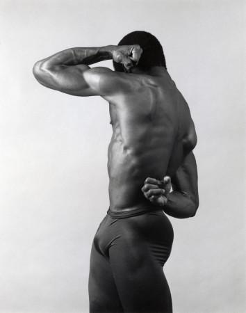 Robert Mapplethorpe, Derrick Cross, 1983