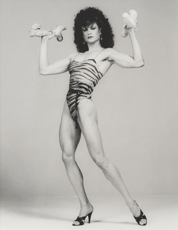 Robert Mapplethorpe, Lisa Lyon, 1983