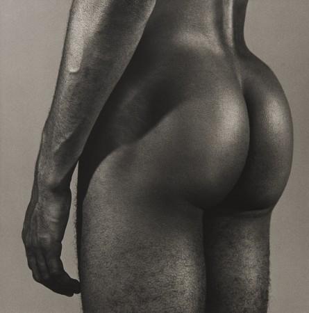 Robert Mapplethorpe, Ron Simms, 1980