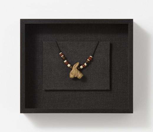 Robert Mapplethorpe, Necklace, 1970-71