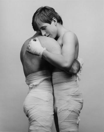 Robert Mapplethorpe, White Gauze, 1984