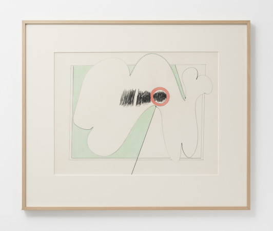 Hannah Wilke, Untitled, c. 1965-66