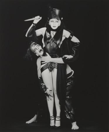 Robert Mapplethorpe, Ann Magnuson / Murderer, 1986