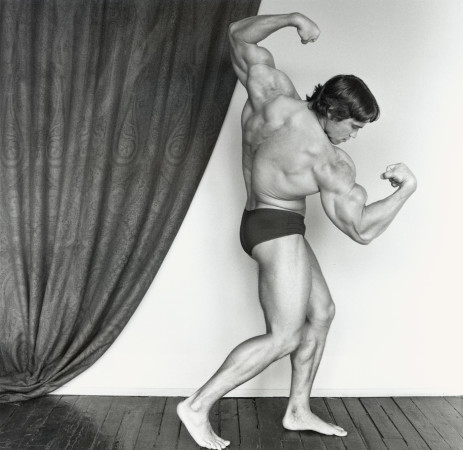 Robert Mapplethorpe, Arnold, 1976
