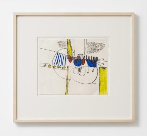Hannah Wilke, Untitled, 1966