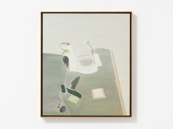 Carol Rhodes, Inlet, 1997