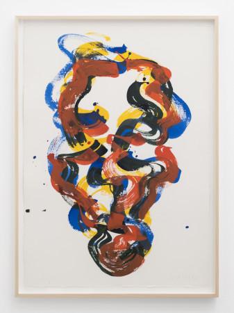 Hannah Wilke, B.C. Series: Self-Portrait, August 2, 1990