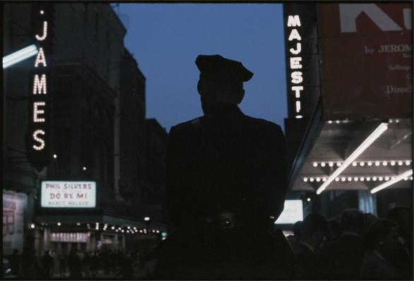 Gordon Parks, Untitled, New York, New York, 1957