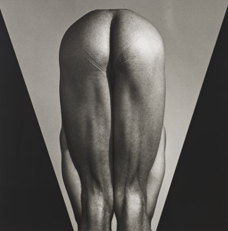 Robert Mapplethorpe, George Bradshaw, 1980