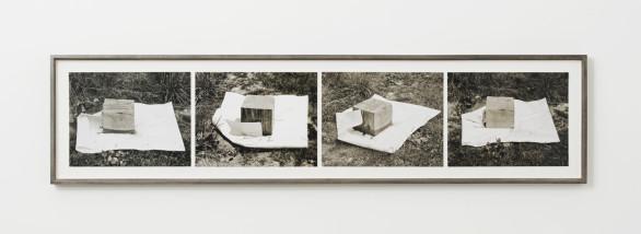Michelle Stuart, Wind/Rain/Time, 1974