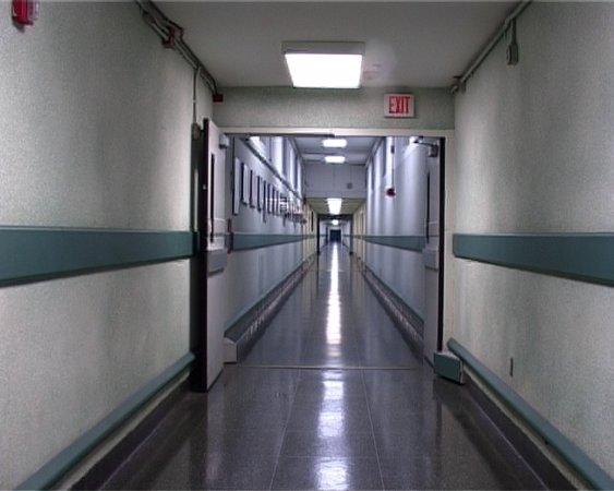 Catherine Yass, Corridor Walk, 2002