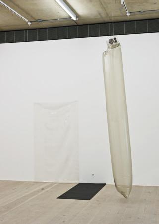 Ian Kiaer, Black tulip, sleep, 2012