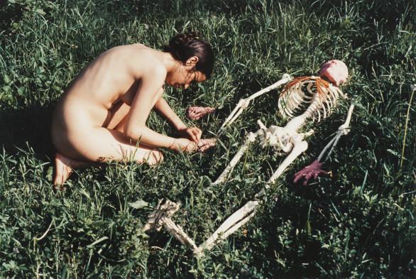 Ana Mendieta, On Giving Life, 1975