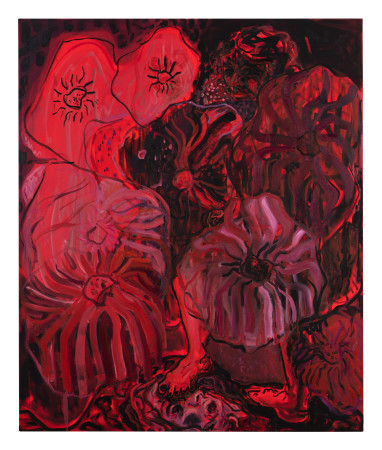 Amy Bessone, The Upside of Her Hell, 2017