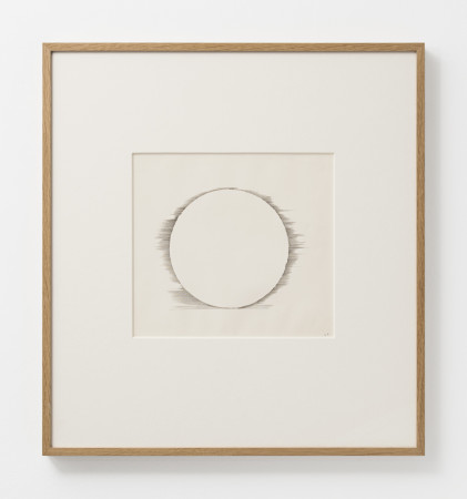 Lenore Tawney, Eclipse, 1965