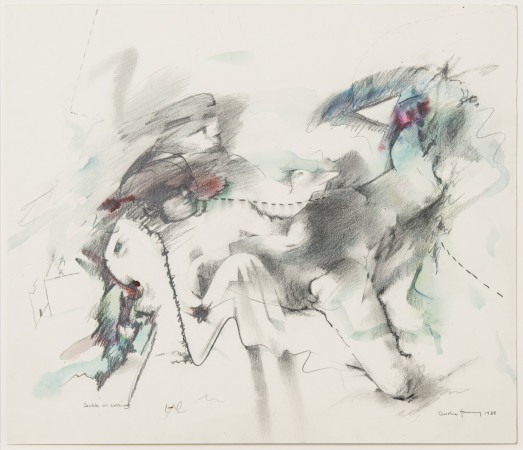Dorothea Tanning, Double or Nothing, 1988