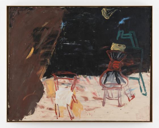Roy Oxlade, Untitled, 1987