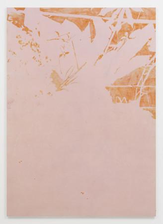 Ian Kiaer, Quick City (pink cloth), 2018