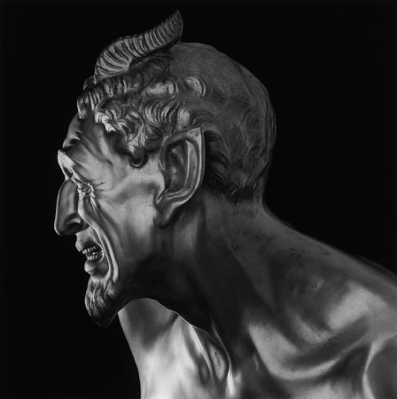 Robert Mapplethorpe, Italian Devil, 1988
