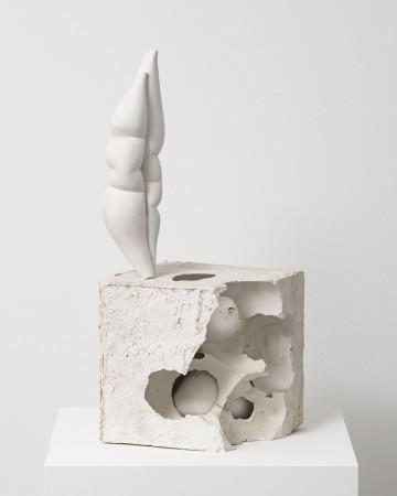 Maria Bartuszová, Four-Part Sculpture, 1986-87