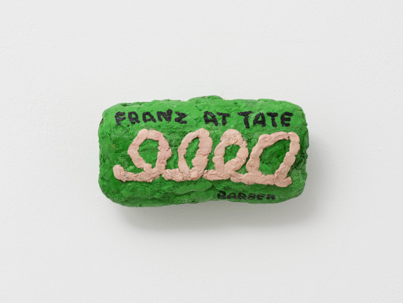 Sophie Barber, Franz at Tate, 2020