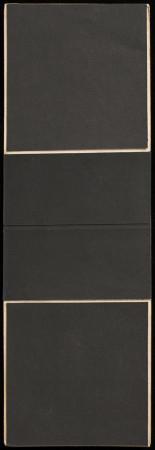 Lygia Clark, Estudo para Espaço Modulado, 1958