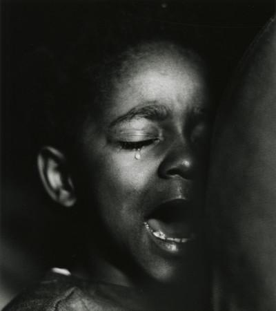 Gordon Parks, Ellen Crying, Harlem, New York, 1967