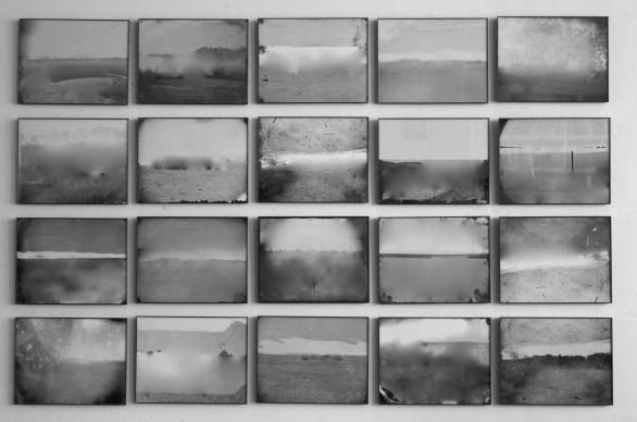 Michelle Stuart, Timeless Land, 2017
