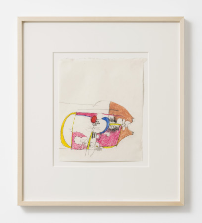 Hannah Wilke, Untitled, c. 1960s