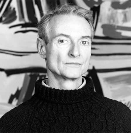 Robert Mapplethorpe, Roy Lichtenstein, 1985