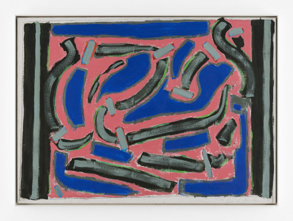 Betty Parsons, No Squares, 1970