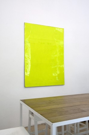 Endnote, pink (yellow), 2010