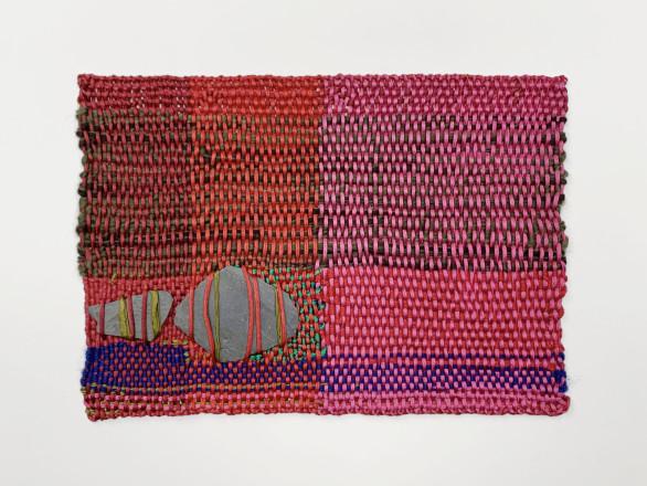 Sheila Hicks, Red Tide, 2020