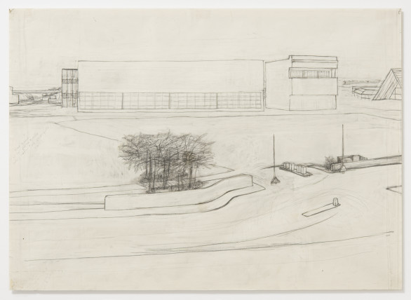 Carol Rhodes, Road and Path, 1997
