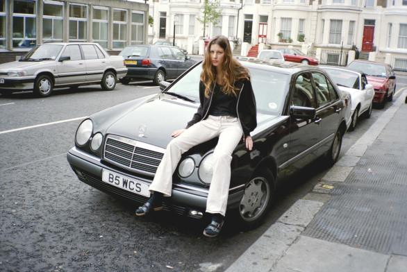 Juergen Teller, Gisele, London, 28th September 1998