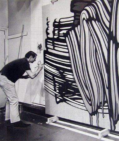 Dan Fischer, Roy Lichtenstein, 2004
