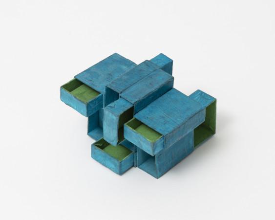 Lygia Clark, Estruturas de Caixa de Fósforos, 1964