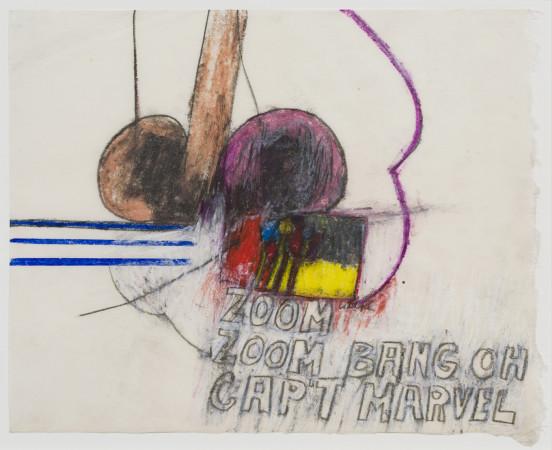 Hannah Wilke, Untitled, c. 1965